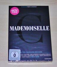 MADEMOISELLE C LIMITATA MODA EDIZIONE DVD VELOCE NUOVO E CONFEZIONE ORIGINALE