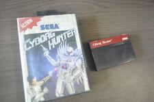 Cyborg Hunter sur master system