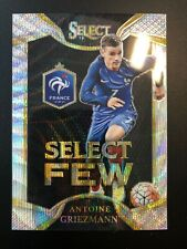 2016-17 Panini Select Soccer Antoine Griezmann Select Few #4
