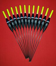 *BARGAIN* 12 x Assorted High Quality Pole Fishing Floats (Pack 325Y12)