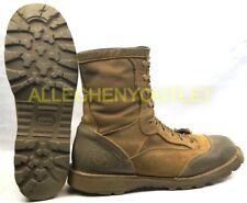 "Danner/Wellco USMC RAT 8"" Military Leather Boots Mojave GTX GoreTex Sz 10.5W VGC"