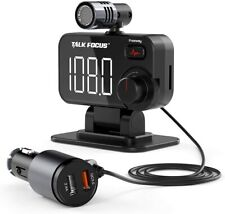 FM Transmitter Bluetooth Auto KFZ Adapter Ladegerät MP3 Player Freisprechanlage