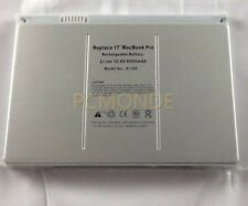 Apple MacBook Pro 17-inch Replacement 6600 mAh Battery (A1189) (pp)