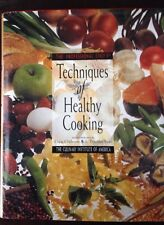 The Professional Chef's Techniques of Healthy Cooking by Culinary Institute of A