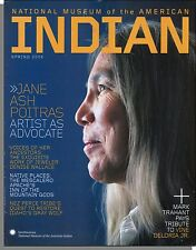 National Museum of The American Indian - 2006, Spring - Artist Jane Ash Poitras