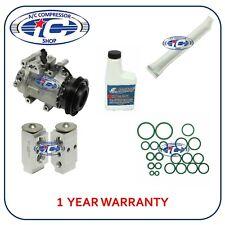 A/C Compressor Kit Fits Kia Rio 2006-2008 Rio5 2006-2008 L4 1.6L 97371