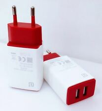 Oneplus One Oneplus Two Dual USB 2A Travel Wall Charger Adapter Indian Pin