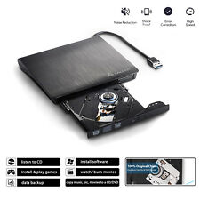 Externes DVD Laufwerk USB 3.0 Brenner Combo CD DVD-RW Brenner mit 100% Neu Chip