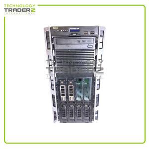 TK5R9 Dell PowerEdge T330 Intel Xeon E3-1230 v5 16GB 4TB Tower Server w/ 2x PWS