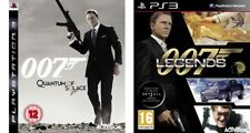 007 LEGENDS & QUANTUM OF SOLACE    ps3  pal region 2
