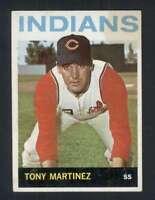 1964 Topps #404 Tony Martinez EX/EX+ Indians 34535