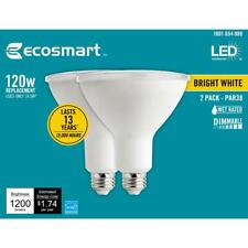 EcoSmart 120-Watt Equivalent PAR38 Dimmable Energy Star Flood LED Light Bulb