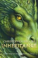 Inheritance Book Four by Christopher Paolini 9780552560245 | Brand New