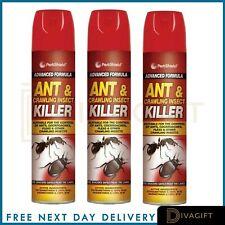Ant Killer Spray Indoor Outdoor Cockroaches Beetles Insects bugs garden