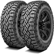2 Tires Goodyear Wrangler Duratrac Lt 28575r16 Load E 10 Ply At All Terrain Fits 28575r16