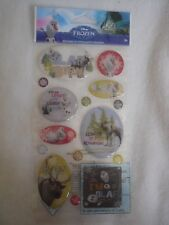 EK Success Disney15 pc epoxy stickers - OLAF & SVEN