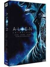 Alien Anthology (4 Blu-Ray Disc) - ITALIANO ORIGINALE SIGILLATO -