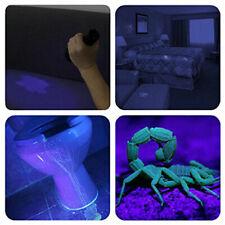 UV Blacklight Flashlight Pets Ultravioletter Urin-Detektor Stai Z2I3 Katze K8Z8