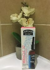 ARGAN SECRET MIRACLE 10 180ml LEAVE IN SPRAY TREATMENT BNIB