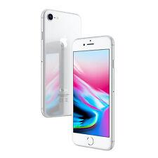 Apple iPhone 8 - 64GB - Silber (Ohne Simlock) Smartphone