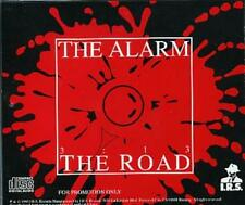 The Alarm: The Road PROMO MUSIC AUDIO CD I.R.S. Records 1990 1 track DPRO-67039