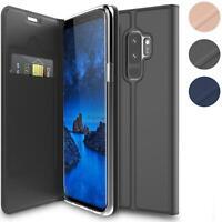 Handy Hülle für Samsung Galaxy S9 Plus Case Schutzhülle Tasche Slim Flip Cover