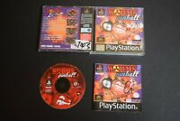 Worms Pinball PlayStation One PS1 Good Condition Manual Incl UK PAL