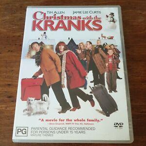 Christmas With the Kranks DVD R4 Like New! FREE POST
