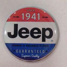 Jeep Since 1941 Vintage Style Fridge Magnet Buy 1 Get 1 FREE