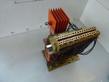 Bürkle+Schöck DYG 3546 Transformateur premier 360-400V 1,3A/sec 24/26/28V 24A