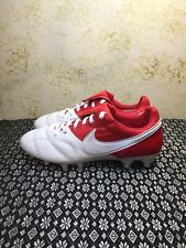 Nike Premier II FG 917803-611 Red/ White US Size 6.5