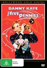 The Five Pennies | Hollywood Gold - DVD Region 4