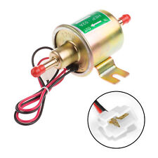 New Fuel Pump Petrol Diesel Low Pressure Universal Inline Electric Pump HEP-02A