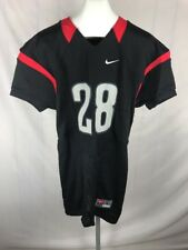 NWT Nike #28 Red & Black Football Jersey Size Large  New Sample (AB)