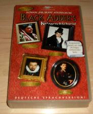 VHS Film - Black Adder's Kurzgeschichten - Rowan Atkinson - Videokassette