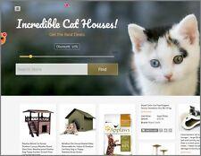 Cat maisons site web   Jusqu'à £ 61.78 A vente   libre Domaine   Free hébergement   libre trafic