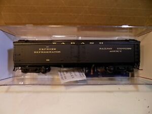 Broadway Limited HO Scale Wabash 50' Wood Express NEW
