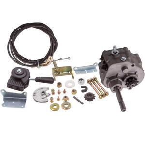 Go Kart Forward Reverse Gear box For 2HP-13HP Engine Transmission 5/8 inch New
