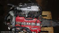 NISSAN 200SX S13 1.8L TURBO CA18DET ENGINE GEARBOX KIT