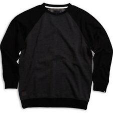 Matix Griffin Crew Fleece (M) Black