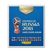 PANINI WM 2018 IN RUSSLAND KOMPLETT 682 STICKER +HARDCOVER ALBUM