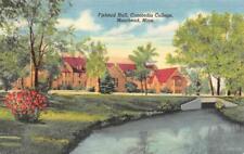 MOORHEAD, MN Minnesota  CONCORDIA COLLEGE~Fjelstad Hall   c1940's Postcard