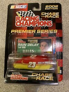 Racing Champions 2002 Hills Bros #23 Dodge R/T Chase The Race 1:64 Diecast