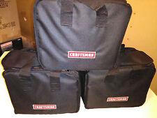 "*NEW* LOT OF 3 Craftsman 19.2v C3 Cordless Drill Tool Bag 12""x10""x7"""