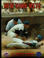 1971 New York Mets Baseball Yearbook - Revised Edition