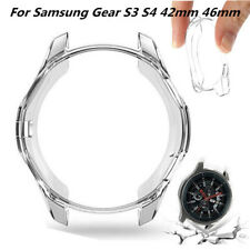 For Samsung Galaxy Watch 42/46MM TPU Watch Case Cover Protector Bumper Frame S3