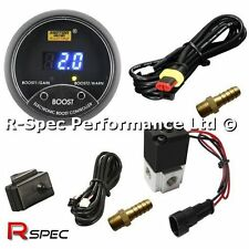 52mm Pro I-EBC Electronic Boost Controller Kit For Toyota Starlet GT Supra Turbo