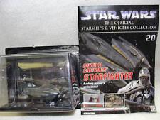 Star Wars General Grievous' Starfighter Ship #20