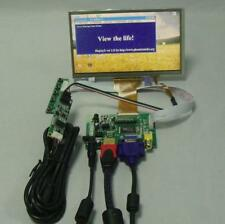HDMI VGA 2AV Reversing Driver board  7inch AT070TN92 800x480 with touch panel