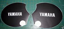 Aufkleber Tabellen Yamaha XT 500 1981 - Aufkleber/Klebstoffe/stickers